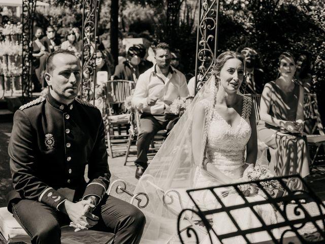 La boda de Elena y Jose Carlos en Miraflores De La Sierra, Madrid 67