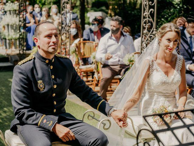 La boda de Elena y Jose Carlos en Miraflores De La Sierra, Madrid 68