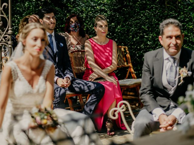 La boda de Elena y Jose Carlos en Miraflores De La Sierra, Madrid 71