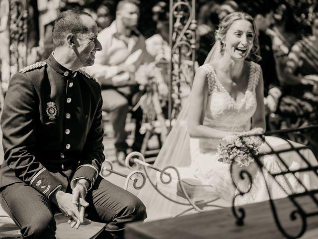 La boda de Elena y Jose Carlos en Miraflores De La Sierra, Madrid 73