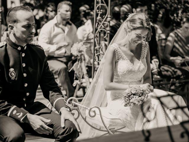 La boda de Elena y Jose Carlos en Miraflores De La Sierra, Madrid 74