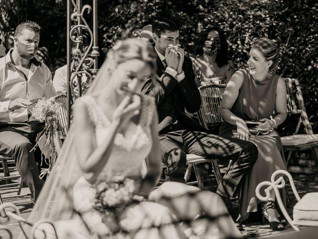 La boda de Elena y Jose Carlos en Miraflores De La Sierra, Madrid 76