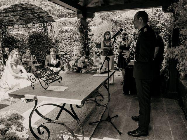 La boda de Elena y Jose Carlos en Miraflores De La Sierra, Madrid 77