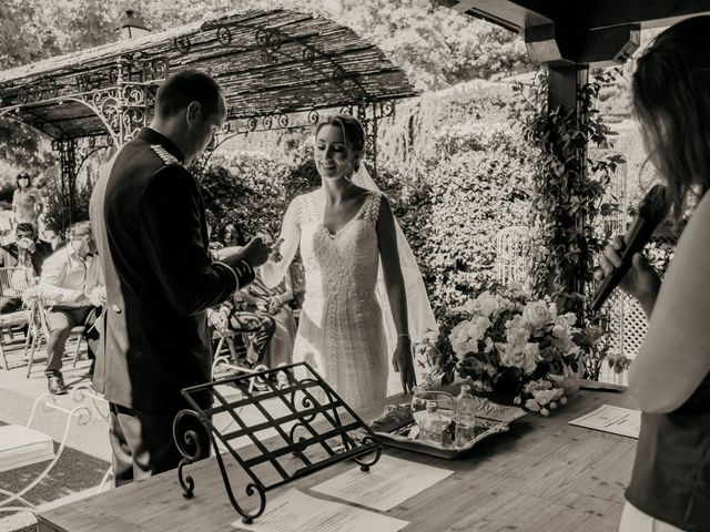 La boda de Elena y Jose Carlos en Miraflores De La Sierra, Madrid 83