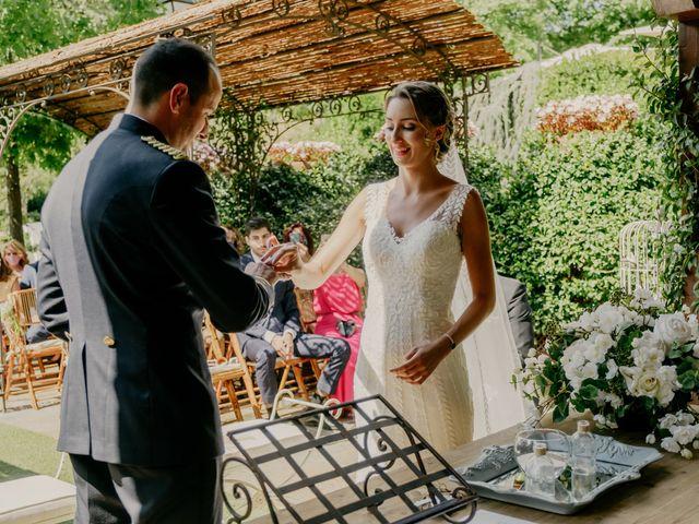 La boda de Elena y Jose Carlos en Miraflores De La Sierra, Madrid 84