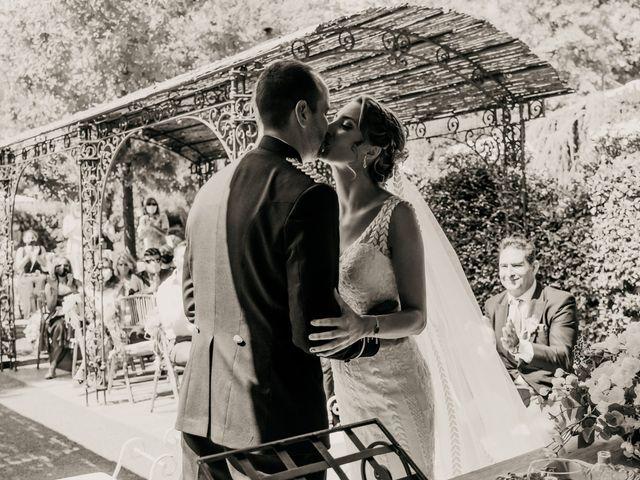 La boda de Elena y Jose Carlos en Miraflores De La Sierra, Madrid 85