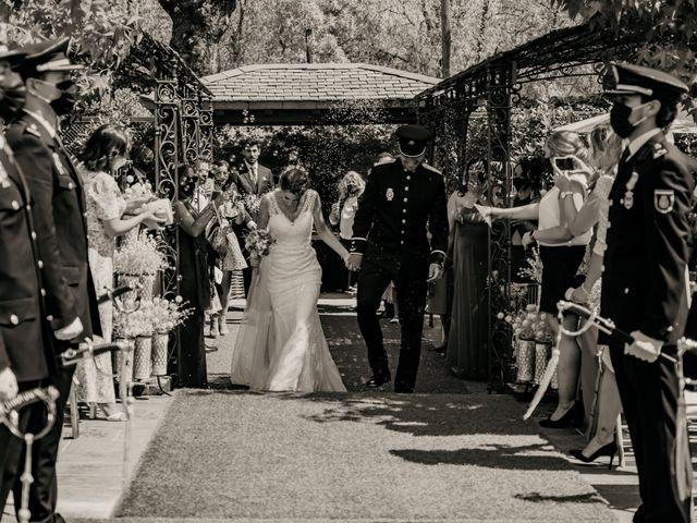 La boda de Elena y Jose Carlos en Miraflores De La Sierra, Madrid 87