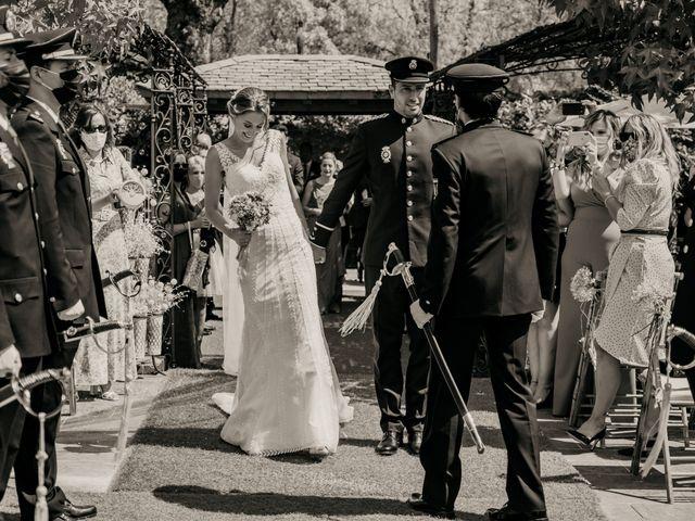 La boda de Elena y Jose Carlos en Miraflores De La Sierra, Madrid 88