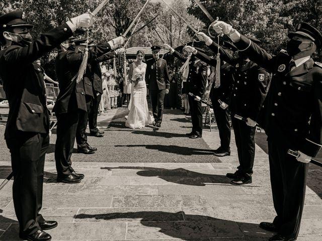 La boda de Elena y Jose Carlos en Miraflores De La Sierra, Madrid 89
