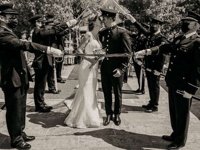La boda de Elena y Jose Carlos en Miraflores De La Sierra, Madrid 93