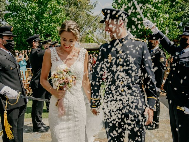 La boda de Elena y Jose Carlos en Miraflores De La Sierra, Madrid 94