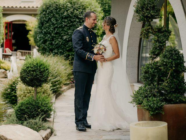 La boda de Elena y Jose Carlos en Miraflores De La Sierra, Madrid 95