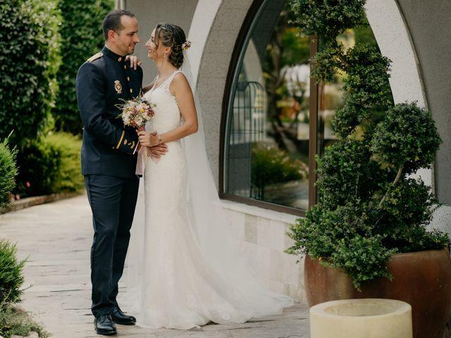 La boda de Elena y Jose Carlos en Miraflores De La Sierra, Madrid 96