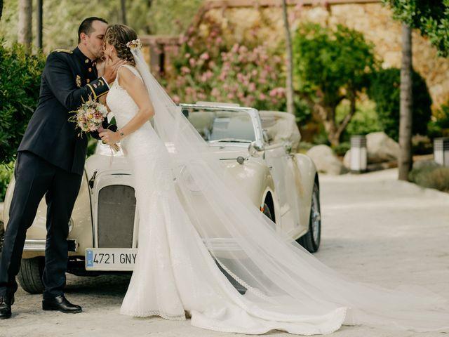 La boda de Elena y Jose Carlos en Miraflores De La Sierra, Madrid 97