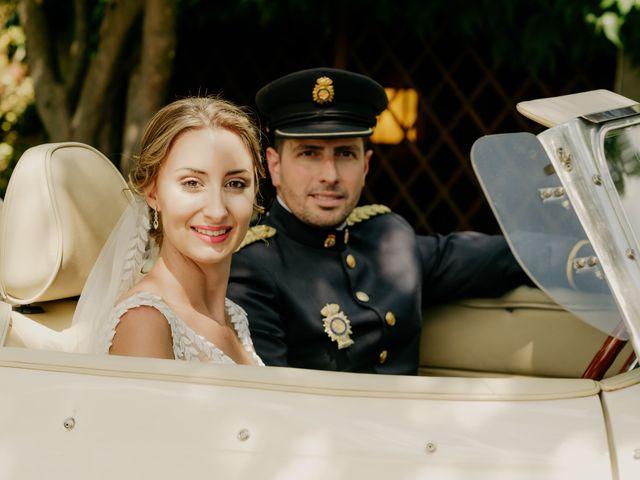 La boda de Elena y Jose Carlos en Miraflores De La Sierra, Madrid 98