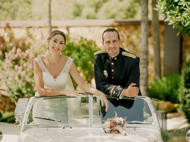 La boda de Elena y Jose Carlos en Miraflores De La Sierra, Madrid 100