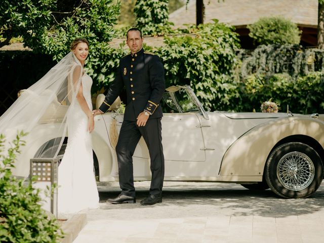La boda de Elena y Jose Carlos en Miraflores De La Sierra, Madrid 103