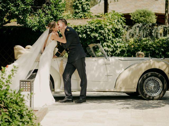 La boda de Elena y Jose Carlos en Miraflores De La Sierra, Madrid 104