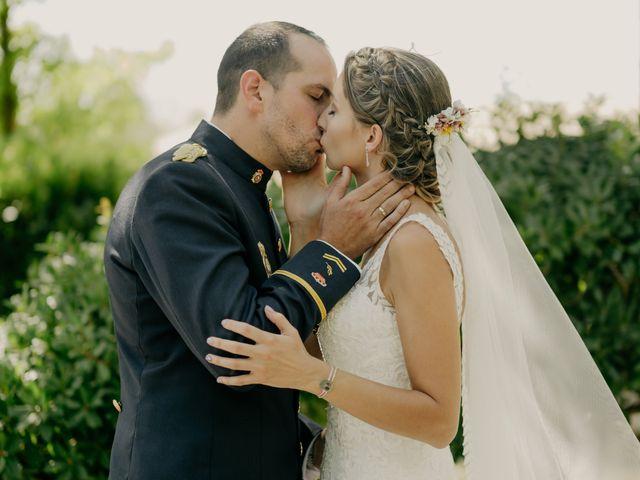 La boda de Elena y Jose Carlos en Miraflores De La Sierra, Madrid 105