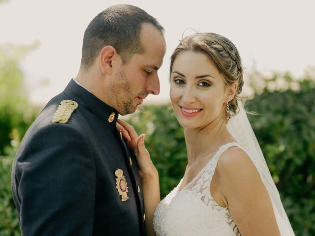 La boda de Elena y Jose Carlos en Miraflores De La Sierra, Madrid 107