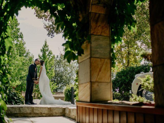 La boda de Elena y Jose Carlos en Miraflores De La Sierra, Madrid 109