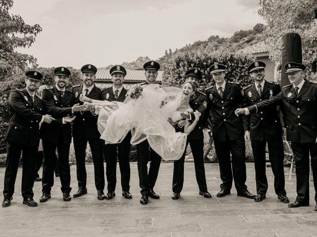 La boda de Elena y Jose Carlos en Miraflores De La Sierra, Madrid 111
