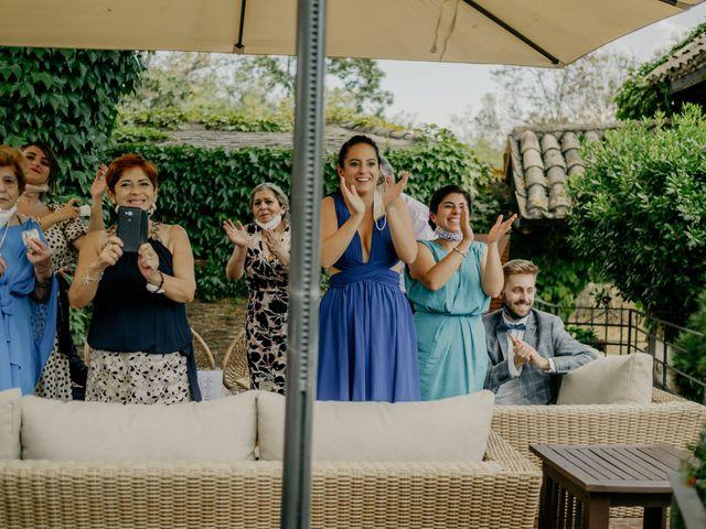 La boda de Elena y Jose Carlos en Miraflores De La Sierra, Madrid 112