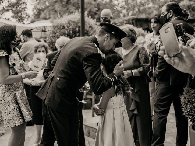La boda de Elena y Jose Carlos en Miraflores De La Sierra, Madrid 114