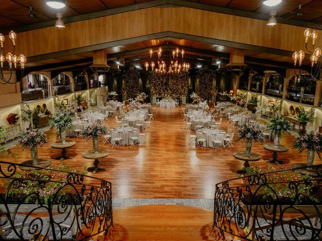 La boda de Elena y Jose Carlos en Miraflores De La Sierra, Madrid 120