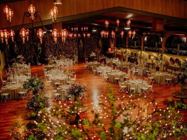 La boda de Elena y Jose Carlos en Miraflores De La Sierra, Madrid 121
