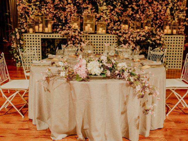 La boda de Elena y Jose Carlos en Miraflores De La Sierra, Madrid 123