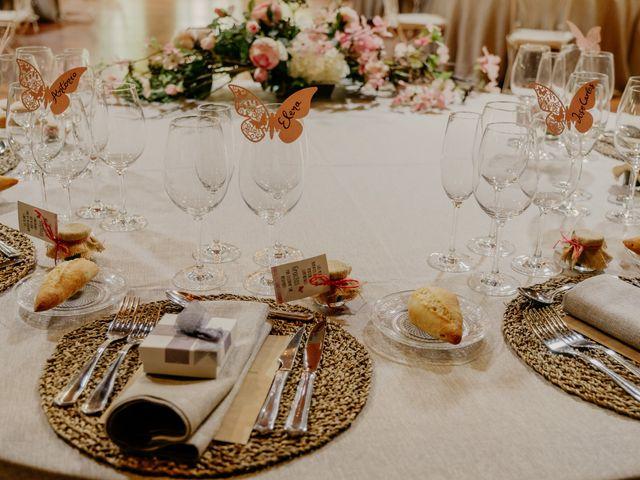 La boda de Elena y Jose Carlos en Miraflores De La Sierra, Madrid 126