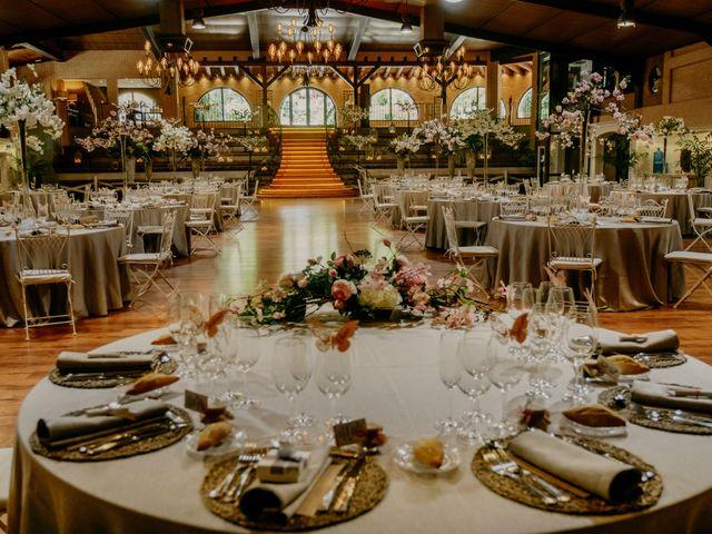 La boda de Elena y Jose Carlos en Miraflores De La Sierra, Madrid 127