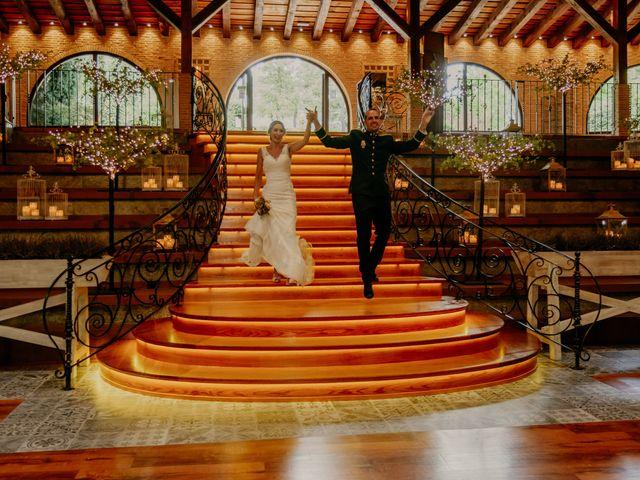 La boda de Elena y Jose Carlos en Miraflores De La Sierra, Madrid 131