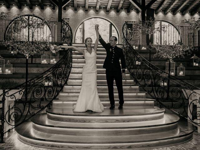 La boda de Elena y Jose Carlos en Miraflores De La Sierra, Madrid 132