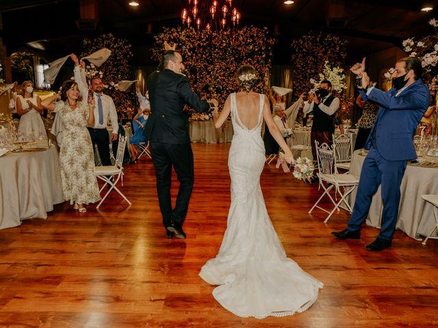 La boda de Elena y Jose Carlos en Miraflores De La Sierra, Madrid 133
