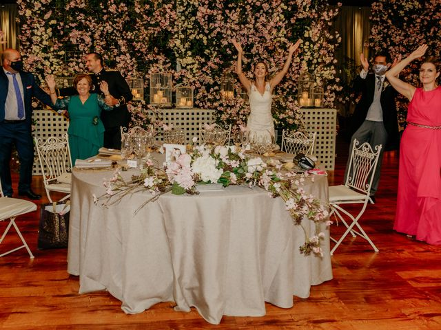 La boda de Elena y Jose Carlos en Miraflores De La Sierra, Madrid 134