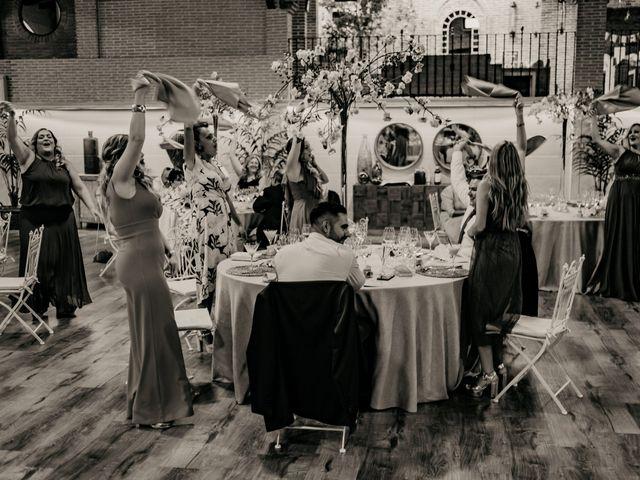 La boda de Elena y Jose Carlos en Miraflores De La Sierra, Madrid 135