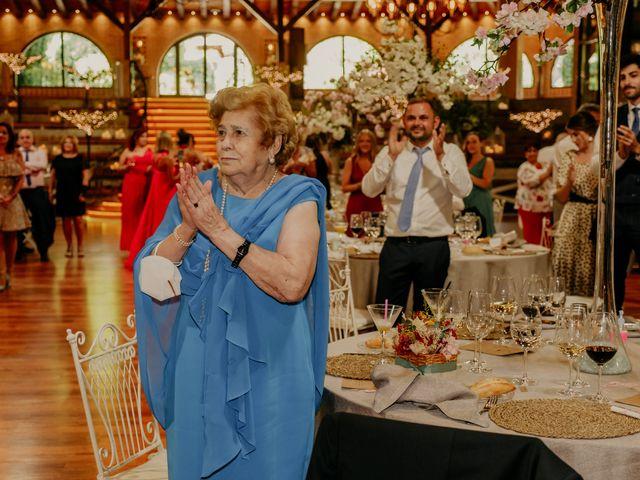 La boda de Elena y Jose Carlos en Miraflores De La Sierra, Madrid 136