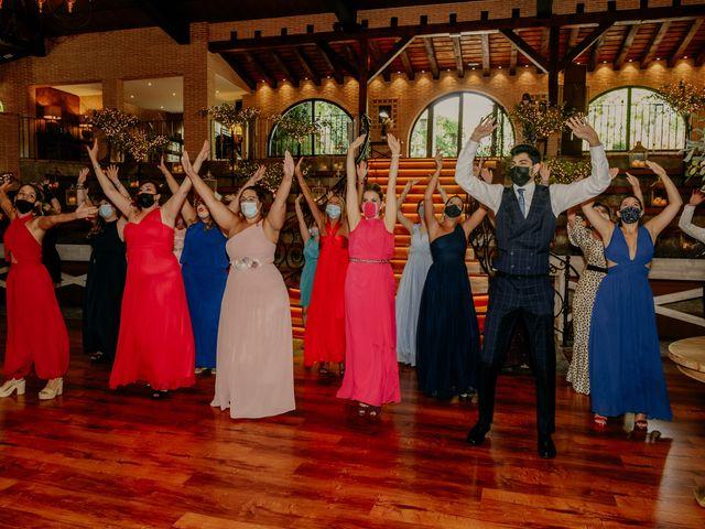 La boda de Elena y Jose Carlos en Miraflores De La Sierra, Madrid 137