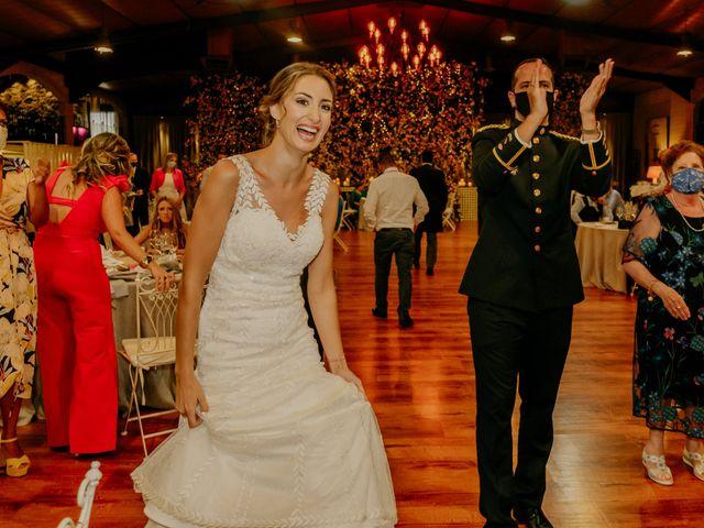 La boda de Elena y Jose Carlos en Miraflores De La Sierra, Madrid 138