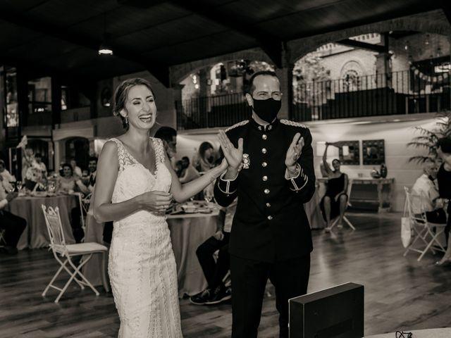 La boda de Elena y Jose Carlos en Miraflores De La Sierra, Madrid 140