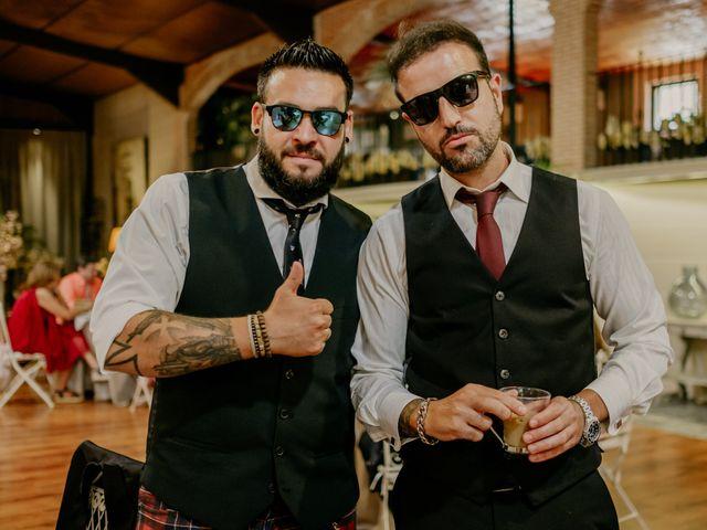La boda de Elena y Jose Carlos en Miraflores De La Sierra, Madrid 142