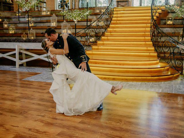 La boda de Elena y Jose Carlos en Miraflores De La Sierra, Madrid 143