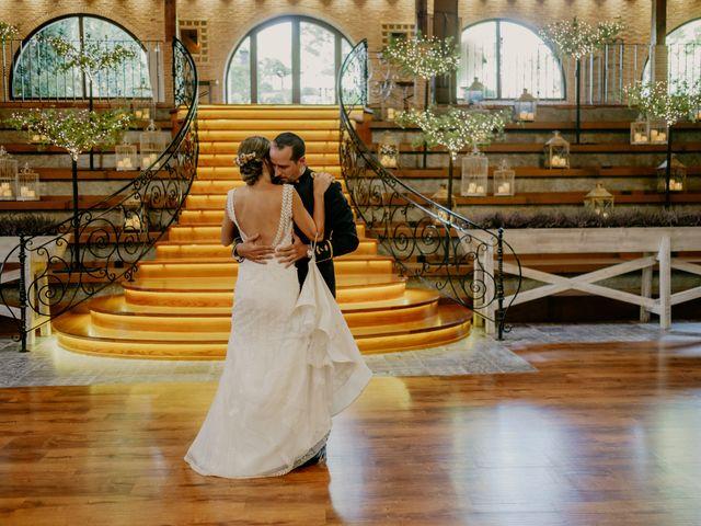 La boda de Elena y Jose Carlos en Miraflores De La Sierra, Madrid 144
