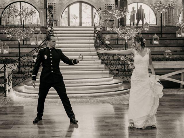 La boda de Elena y Jose Carlos en Miraflores De La Sierra, Madrid 145