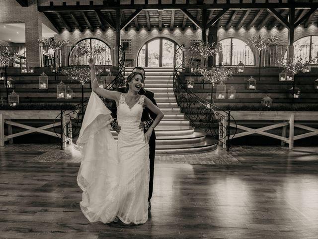 La boda de Elena y Jose Carlos en Miraflores De La Sierra, Madrid 146