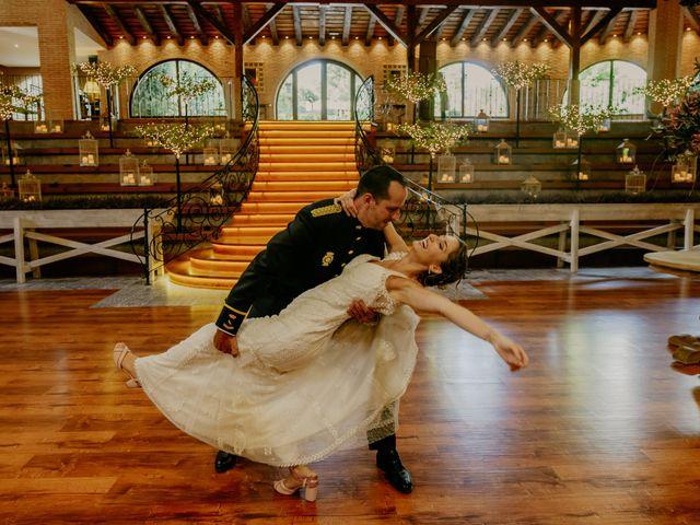 La boda de Elena y Jose Carlos en Miraflores De La Sierra, Madrid 147