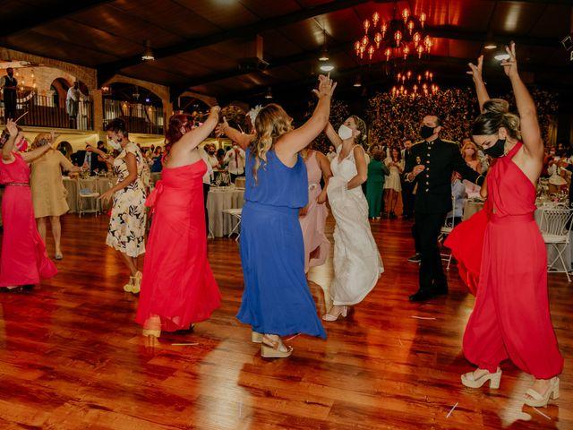 La boda de Elena y Jose Carlos en Miraflores De La Sierra, Madrid 148