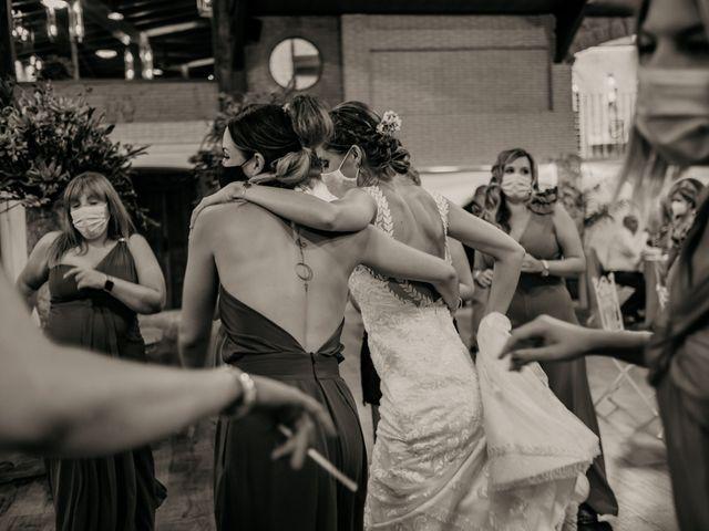 La boda de Elena y Jose Carlos en Miraflores De La Sierra, Madrid 149
